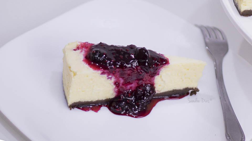 Cheesecake estilo Nova York