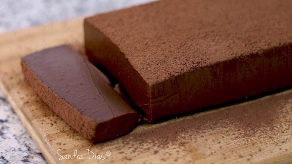 Mousse de Chocolate de Corte