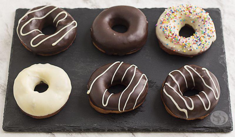 Donuts americano