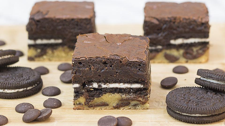 Um Brownie Indecente