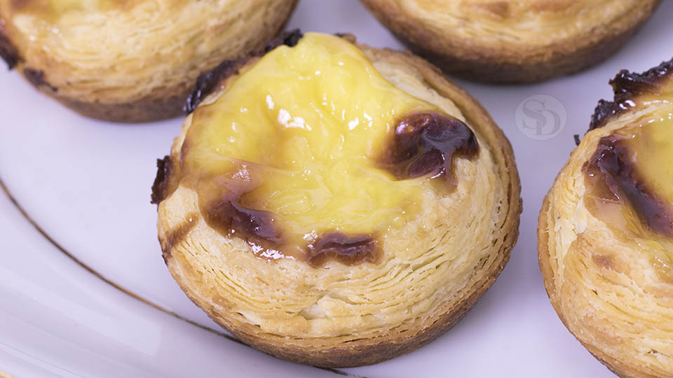 Pastel de Belém – o doce tradicional português