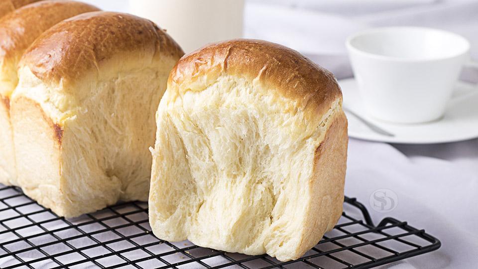 Pão de Leite – método Tangzhong